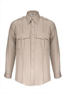 TexTrop2 Short Sleeve Shirt with Hidden Zipper-Mens-