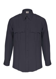 TexTrop2 Long Sleeve Shirt with Hidden Zipper-Mens-