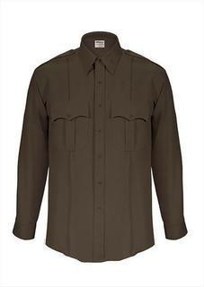 TexTrop2 Long Sleeve Shirt with Hidden Zipper-Mens