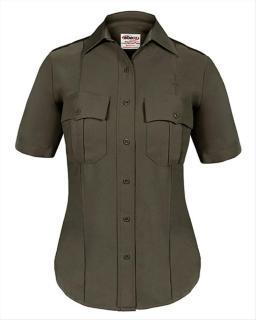 TexTrop2 Short Sleeve Shirt with Hidden Zipper-Womens-Elbeco
