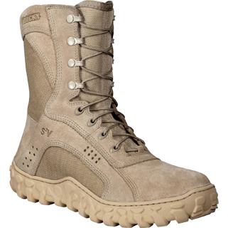 FQ0000105 Rocky S2V Vented Military Duty Boot-Rocky Shoes