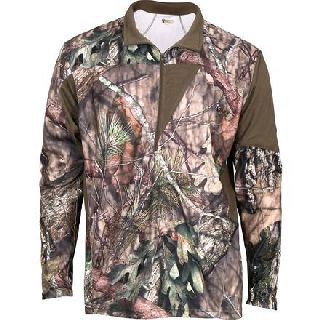 600546 Rocky Silenthunter 1/4 Zip Shirt-Rocky Shoes