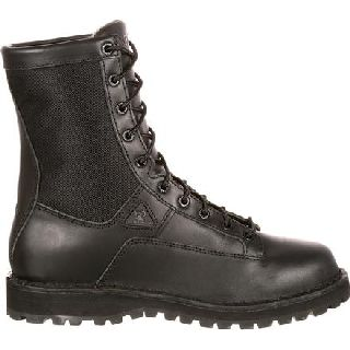 FQ0002080 Rocky Portland Lace-To-Toe Waterproof Duty Boots-Rocky Shoes