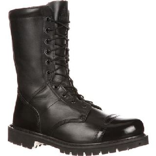 FQ0002090 Rocky Side Zipper Jump Boot