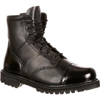 FQ0002091 Rocky Side Zipper Jump Boot