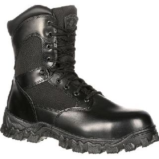 FQ0002173 Rocky Alphaforce Zipper Waterproof Duty Boot-Rocky Shoes