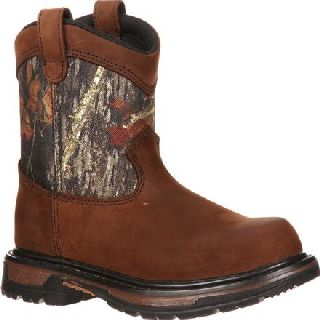 FQ0003633 Rocky Kids Ride Wellington Waterproof Boot-Rocky Shoes