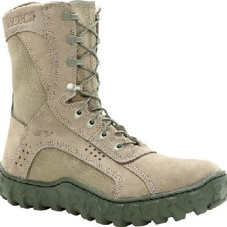 FQ0006108 Rocky S2v Steel Toe Tactical Military Boot-Rocky Shoes
