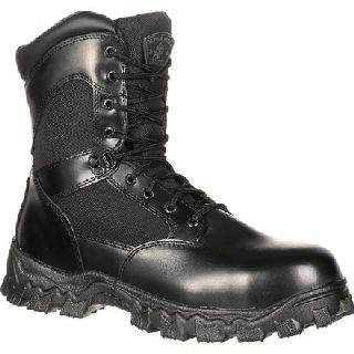 FQ0006173 Rocky Alphaforce Zipper Composite Toe Duty Boot-
