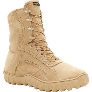 FQ00101-1 Rocky S2v Gore-Tex® Waterproof 400g Insulated Tactical Military Boot-