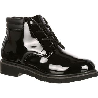 FQ00500-8 Rocky Dress Leather High Gloss Chukka-
