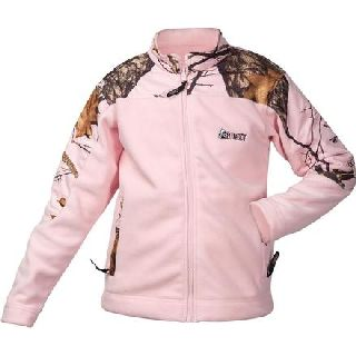 HW00048 Rocky Silenthunter Girls' Fleece Jacket-Rocky Shoes