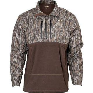 HW00171 Rocky Waterfowl Waterproof Zip Shirt-Rocky Shoes