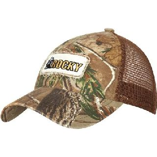 LW00047 Rocky MenS Trucker Hat-
