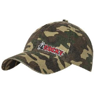 LW00050 Rocky Camo Flex Fit Hat-