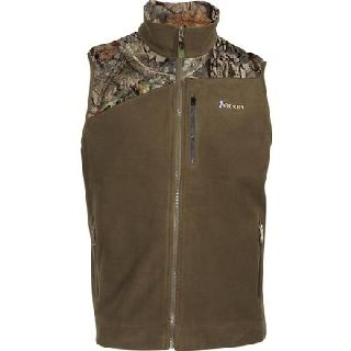LW00137 Rocky Full Zip Fleece Vest