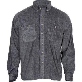 LW00141 Rocky Silenthunter Classics Fleece Button Shirt-Rocky Shoes