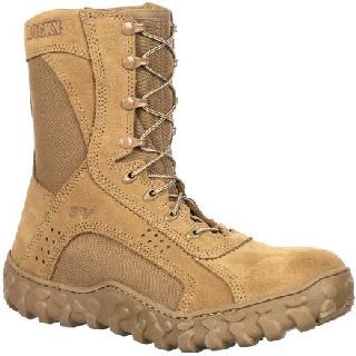 RKC053 Rocky S2v Steel Toe Tactical Military Boot-