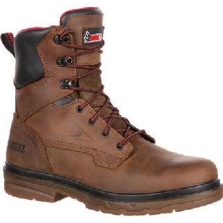 Rocky Shoes Public Safety Footwear Mens RKK0160 Rocky Elements Shale Waterproof Work Boot-Rocky Shoes