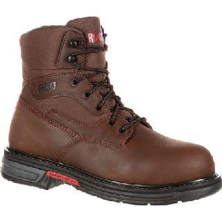 RKK0176 Rocky Ironclad Lt Steel Toe Waterproof Work Boot-Rocky Shoes