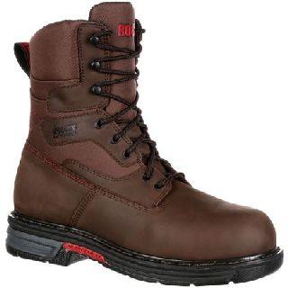 RKK0179 Rocky Ironclad Lt Steel Toe Waterproof Work Boot