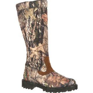 RKS0232 Rocky Low Country Waterproof Snake Boot