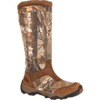 RKS0243 Rocky Retraction Waterproof Side-Zip Snake Boot-