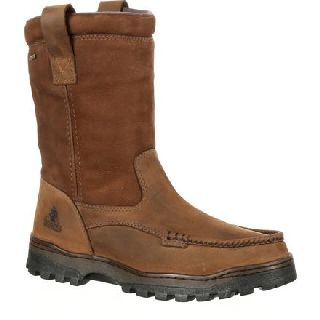 RKS0255 Rocky Outback Gore-Tex® Waterproof Wellington Boot-Rocky Shoes