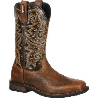 RKW0128 Rocky Trail Bend Western Boot