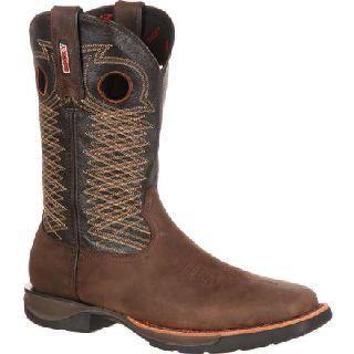 RKW0139 Rocky Lt Steel Toe Western Boot-