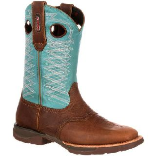 RKW0168 Rocky Lt  Saddle Western Boot-Rocky Shoes