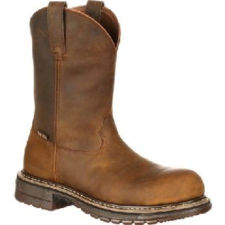 RKW0170 Rocky Original Ride Composite Toe Roper Western Boot-Rocky Shoes