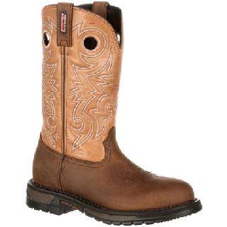 RKW0174 Rocky Original Ride Western Boot-