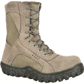 RKYC027 Rocky S2v Composite Toe Tactical Military Boot-
