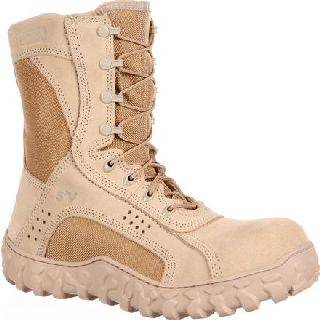 RKYC028 Rocky S2v Composite Toe Tactical Military Boot