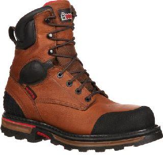 RKYK076 Rocky Elements Dirt Steel Toe Waterproof Work Boot-Rocky Shoes