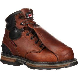 RKYK086 Rocky Elements Steel Waterproof Steel Toe Met-Guard Work Boot-Rocky Shoes