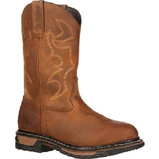 RKYW082 Rocky  Original Ride Waterproof Western Boot-Rocky Shoes