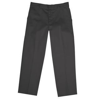 Boys Flat Front Adj. Waist Pant-Classroom School Uniforms