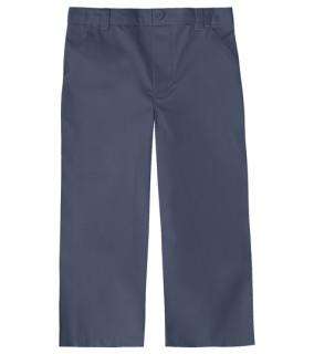 Preschool Unisex Flat Front Pant-Classroom School Uniforms