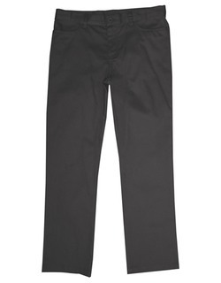 Girls Adj. Stretch Matchstick Leg Pant-Classroom School Uniforms