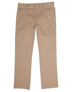 """Girls Adj. Stretch """"Matchstick"""" Leg Pant-Classroom School Uniforms"""