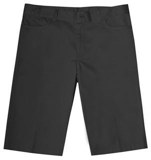 "Girls Adj. ""Matchstick"" Narrow Leg Short-"
