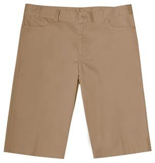 """Girls Adj. """"Matchstick"""" Narrow Leg Short-Classroom School Uniforms"""