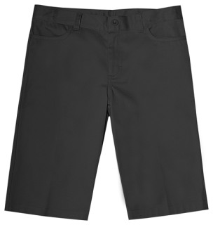 Girls Adj. Stretch Matchstick Short-