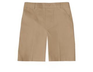Preschool Unisex Flat Front Short-