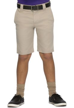 Boys Stretch Slim Fit Shorts-