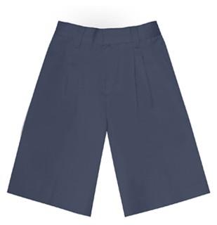 Boys Adj. Waist Pleat Front Short-Classroom School Uniforms