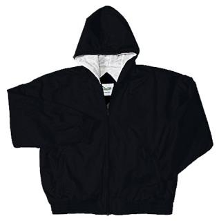 Classroom School Uniforms Hospitality Unisex Youth Unisex Zip Front Bomber Jacket-Classroom School Uniforms