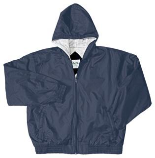 Adult Unisex Zip Front Bomber Jacket-Classroom School Uniforms